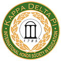 Kappa Delta Pi - Beta Kappa Chapter logo